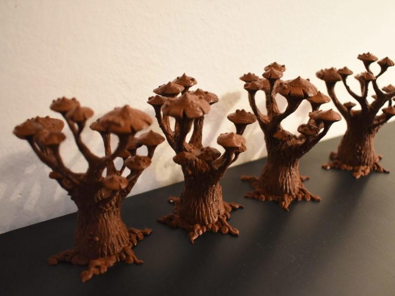 Magic Mushroom Tree
