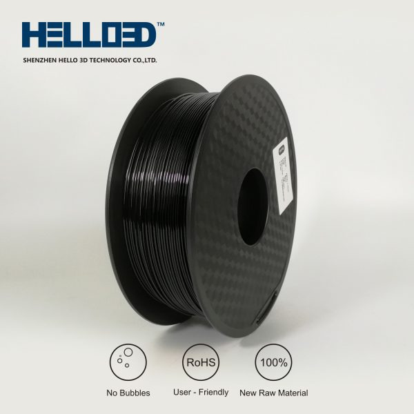 HELLO3D PETG BLACK